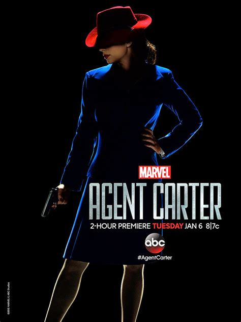 New Posters for The Gambler, Agent Carter, The Walk and