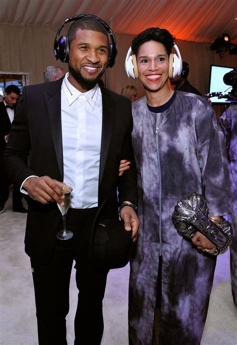 Usher engaged to girlfriend Grace Miguel: report - NY