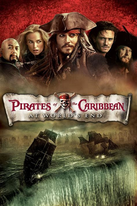 Pirates of the Caribbean: At World's End – Disney Movies List