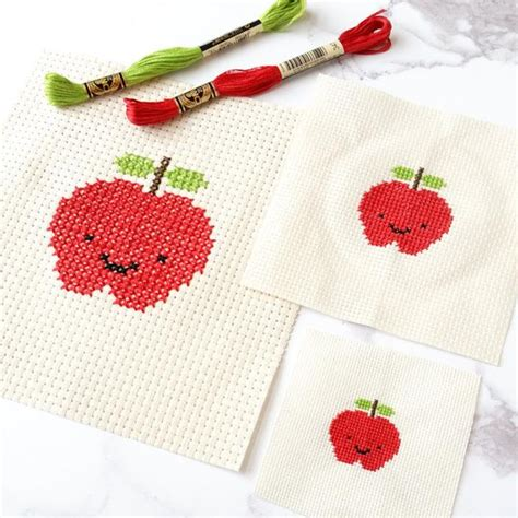 What does fabric count mean in cross stitch? – Stitched Modern