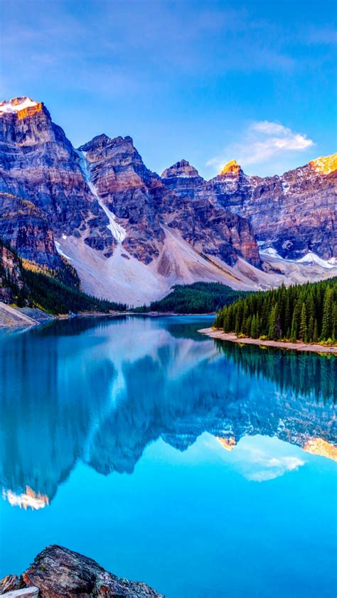 Free download 3840x2160 Wallpaper nature mountains sky