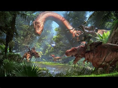 Ark   How to Spawn Dinos - YouTube