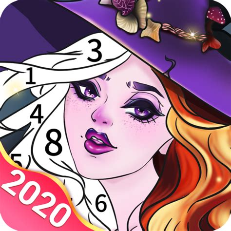 Paintist PureStyle - Coloring Book&Paint by Number Apk Mod