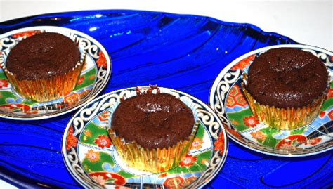 Individual Chocolate Brownies for Passover