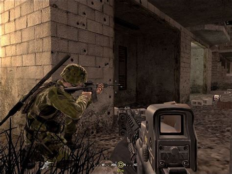 Taggart's Swedish Soldiers v1 - Call of Duty 4: Modern