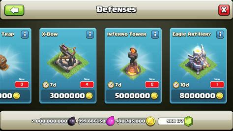 Clash of Clans Private Servers Clash of immortal for
