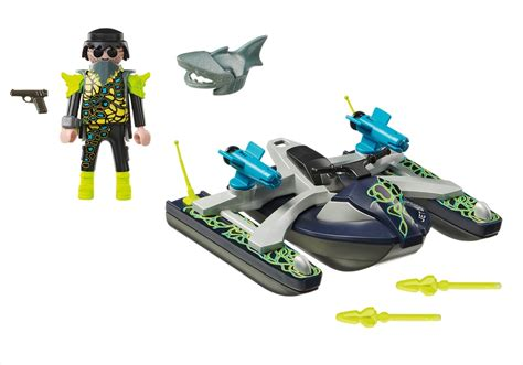 Playmobil Top Agents-A Team S