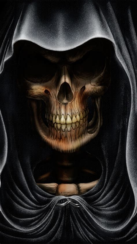 Download Skull Cards Wallpapers Gallery