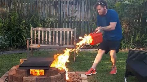 Why should not throw gasoline on the fire | VideoMan