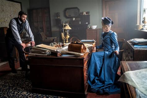 'Miss Scarlet and the Duke' — PBS's newest 'Masterpiece