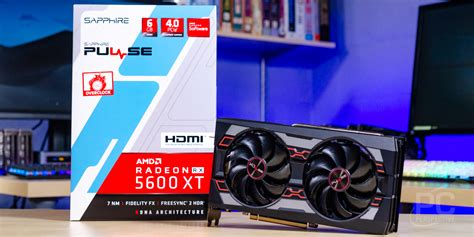 SAPPHIRE PULSE AMD Radeon RX 5600 XT Review - PC Perspective