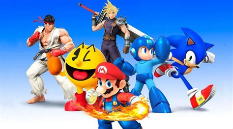 Anyone Could Join the Super Smash Bros