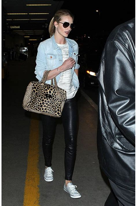 How Celebrities Style Up Their Converse