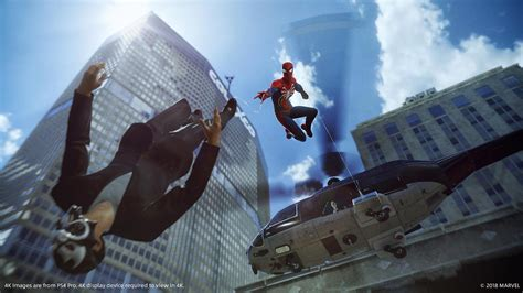Marvel's Spider-Man (PS4 / PlayStation 4) Game Profile