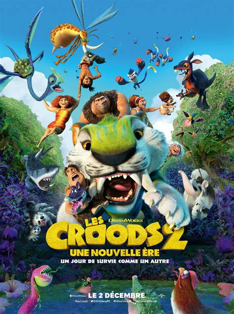 The Croods: A New Age Movie Poster (#2 of 5) - IMP Awards