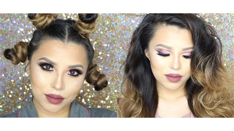 HOW TO: Overnight NO HEAT Curls || HAIR TUTORIAL - YouTube