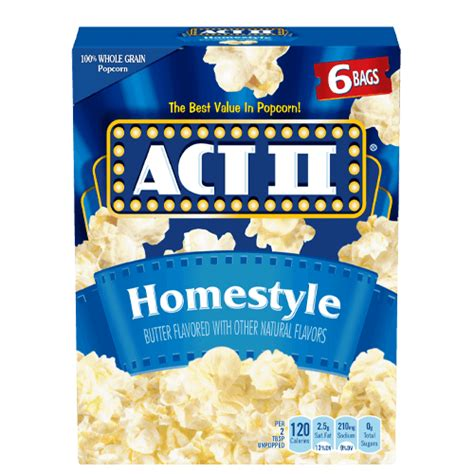 Extreme Butter Popcorn | ACT II