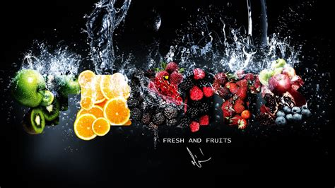 Fresh Fruits Wallpapers   HD Wallpapers   ID #12161
