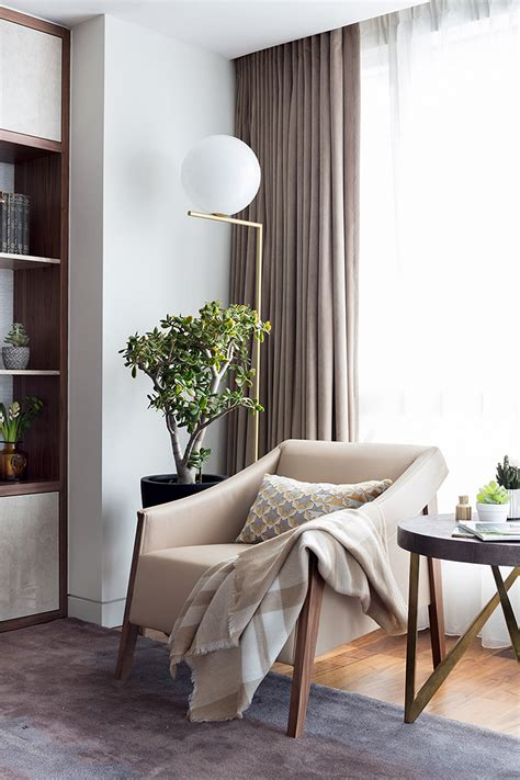 A Gorgeous Contemporary Apartment in London