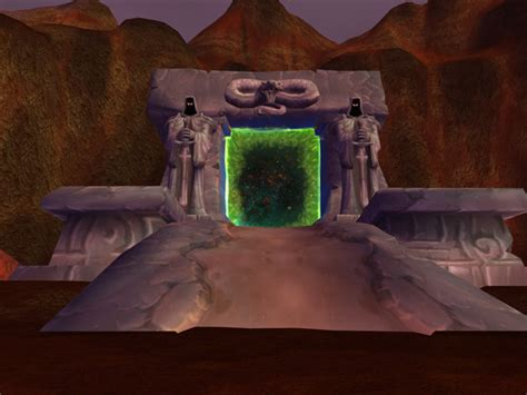Blasted Lands - WoWWiki - Your guide to the World of Warcraft