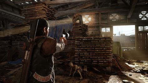 Days Gone (PS4 / PlayStation 4) Game Profile | News