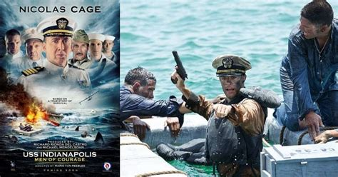 Nicolas Cage Fights Submarines And Sharks In 'USS