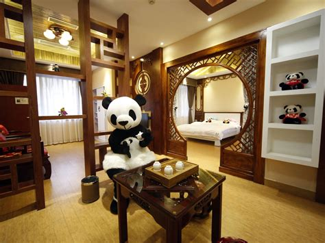 World's first panda hotel opens   The Independent