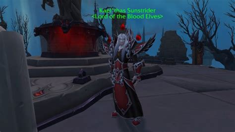 The Burning Crusade was merely a setback: Kael'thas