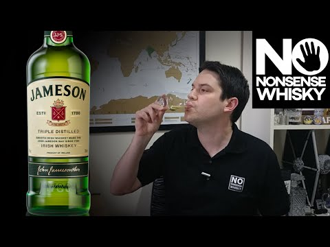 Jameson Crested whiskey 0,7l 40% PDD - Mr