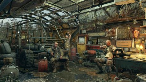 Here are the Metro Exodus system requirements | PC Gamer