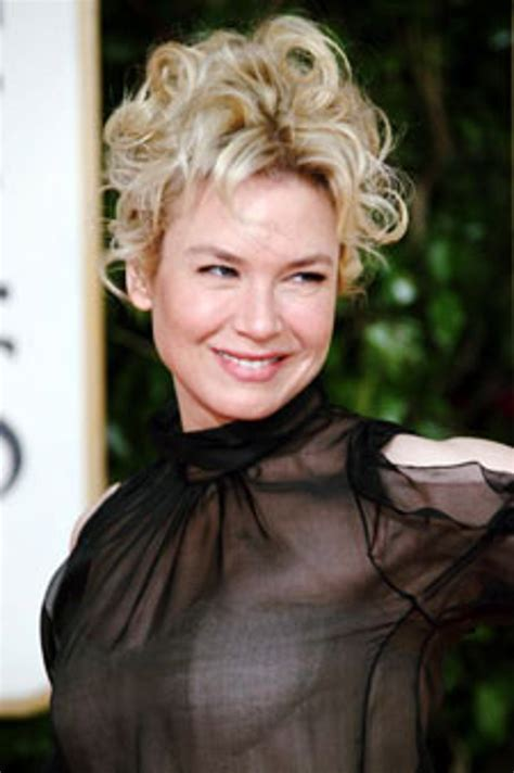 Renee Zellweger, Hair Chameleon: A Look Back at Her Most