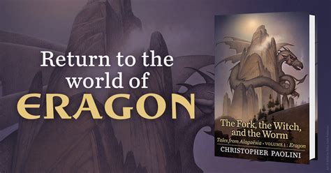 Christopher paolini the official eragon coloring book, the