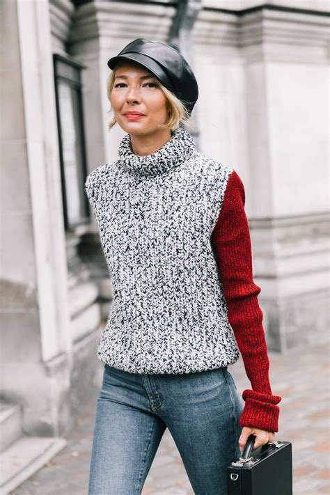16 Cute Outfits to Wear With Hats This Year   Who What Wear