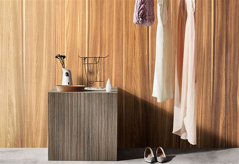Find Smoked Larch Natural Wood Veneer in India - Decowood