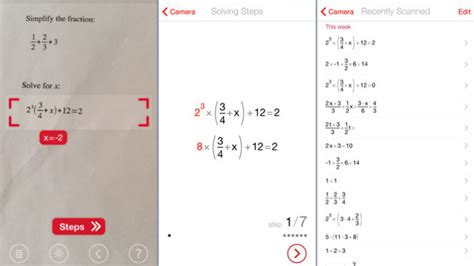 PhotoMath App iOS & Windows Phone Download and Install